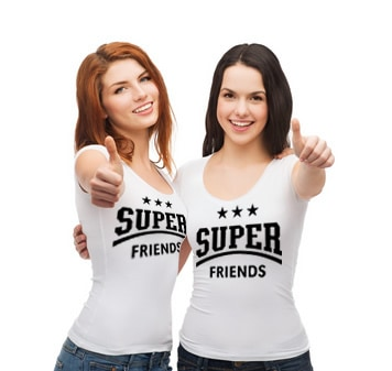 Best-Friends-Damen-Super