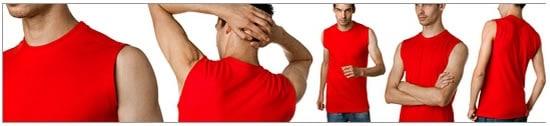 Detailansicht-Shirt-aermelfrei