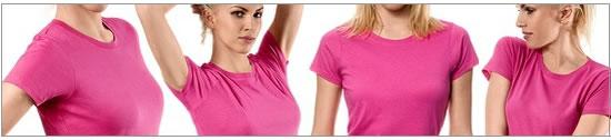 Frauen-T-Shirt-Mode