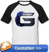 a161acc0316b Gaming Shirts gestalten - Shirt Gestalten