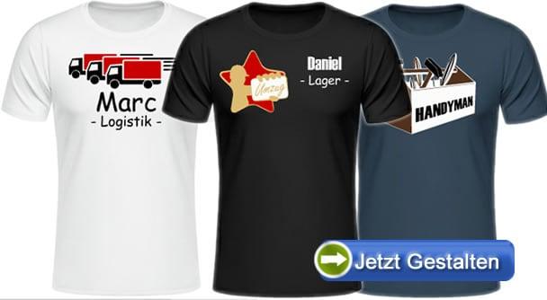 Lager-Shirts