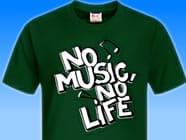 No-Musi-No-Life-TShirt