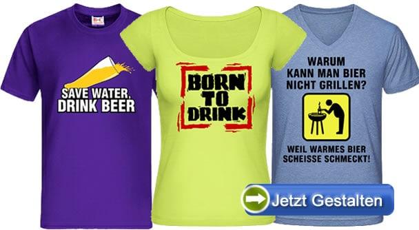 Sauf-Shirts