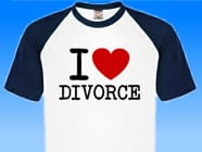 Scheidung-I-Love-Divorce-Shirt
