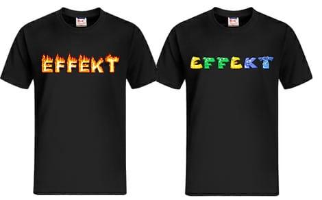 Shirts-mit-Texteffekt