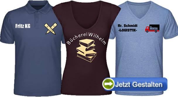 Shirts-mit-Unternehmenslogo