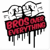 Friendshirt - bros-over-everything