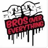 Friendshirt - bros-over-everything
