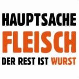 Grillspruchshirt - hauptsache-fleisch-der-rest-ist-wurst