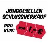 junggesellen-schlussverkauf-kuss-1euro