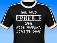 maner-kontrast-shirt-schwarz-friendsmotiv-weiss