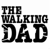 Herrenshirt - the-walking-dad
